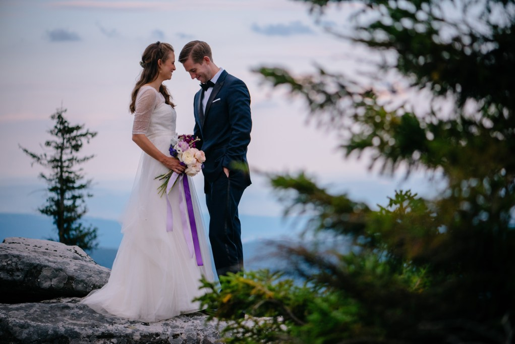 west virginia wedding portraits dolly sods wilderness