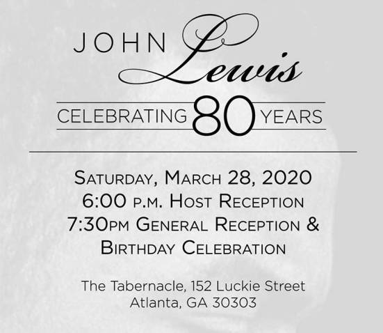 John Lewis - Celebrating 80 Years @ The Tabernacle