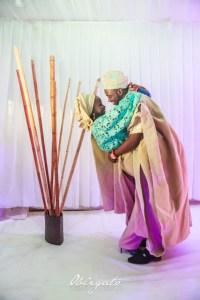 Deji & Funmi – The Traditional Wedding by Obligato Studios
