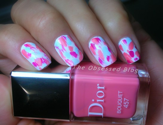 Dior_Vernis S14 Trianon Abstract Nailart2
