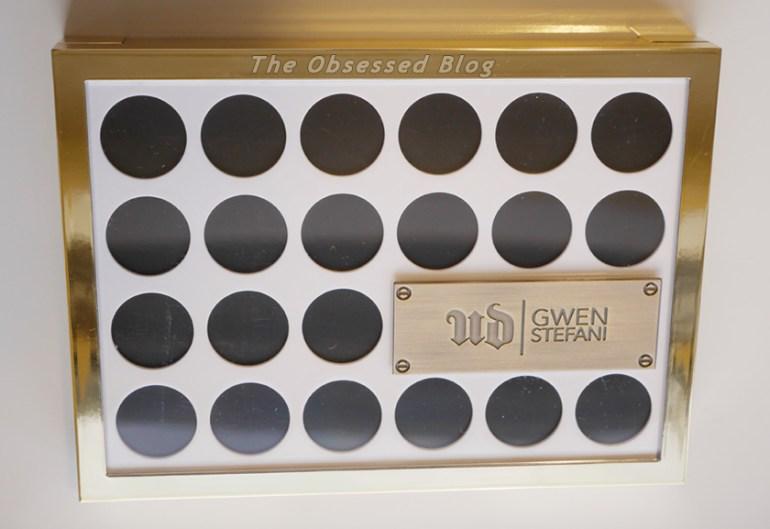 UD Gwen Stefani Shadow palette