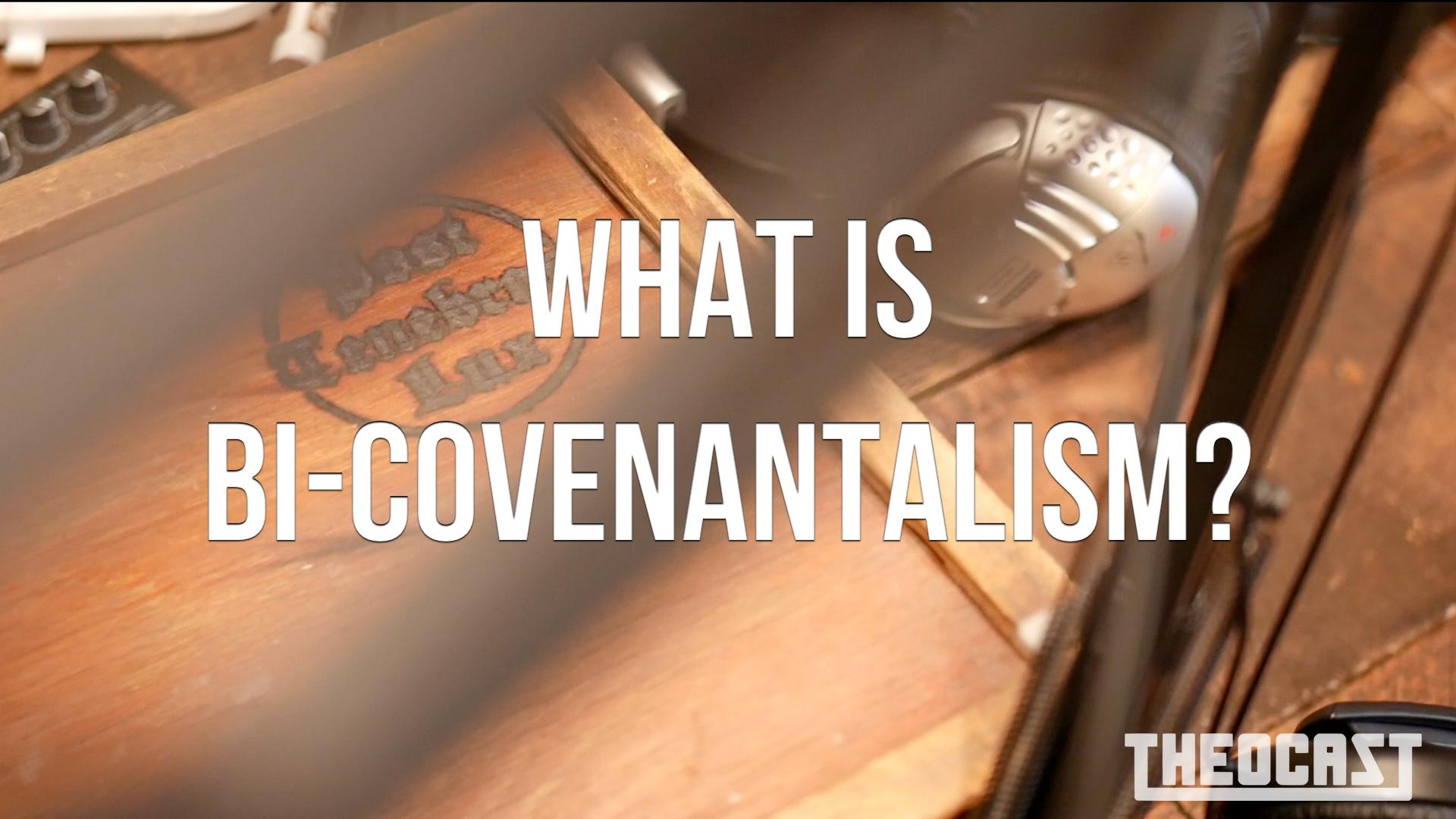 What is bi-covenantalism?