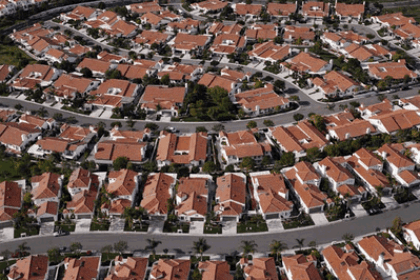 A Modern Parable: The Distortion of the Suburban Gospel