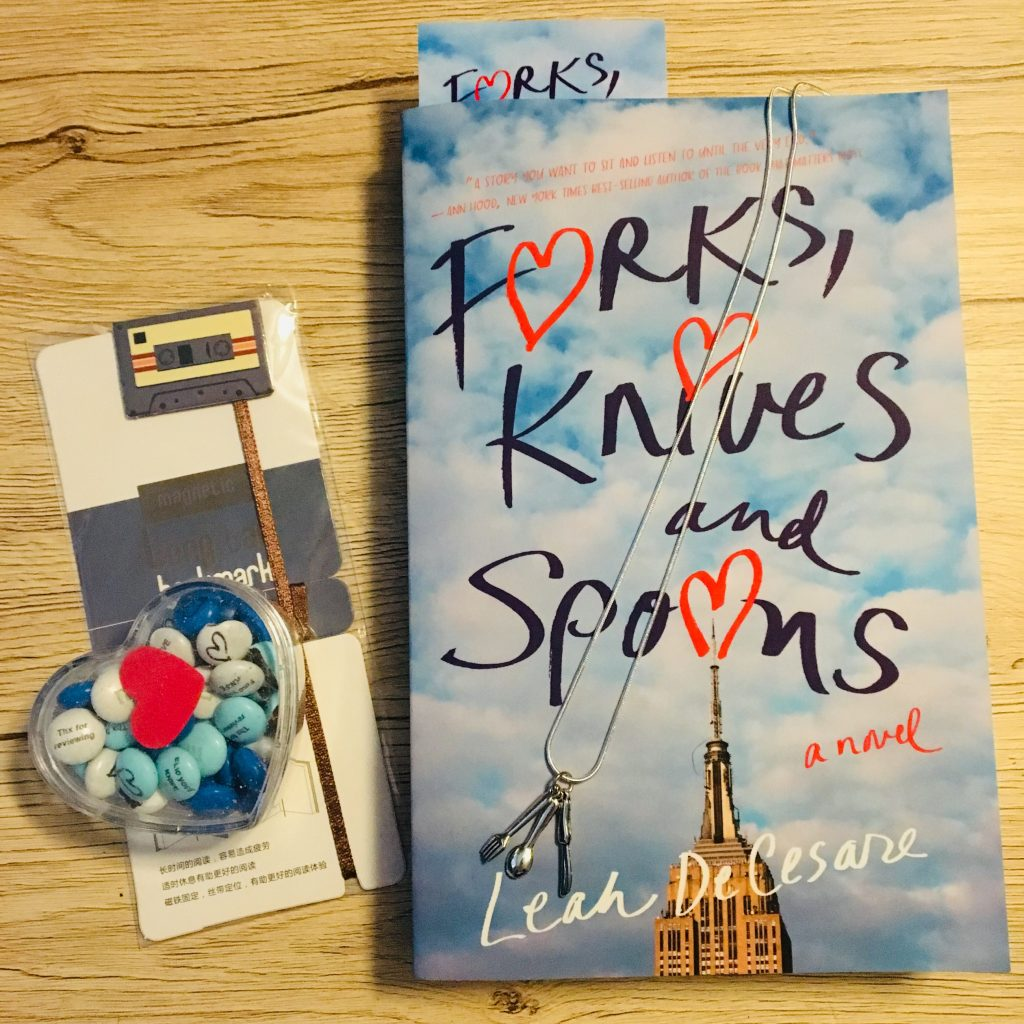 #Giveaway FORKS, KNIVES AND SPOONS Holiday Prize Pack OrangeCountyReaders.com