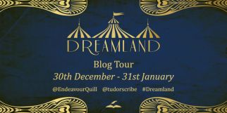 Dreamland Blog Tour Banner