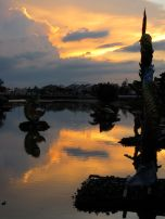 Sunset in Hoi An, photo by Eric