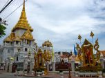 Wat Traimit in Chinatown, Bangkok