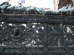 Pattina Gate outside S. Maria Maggiore, Bergamo