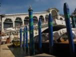 The Rialto Bridge, Venice
