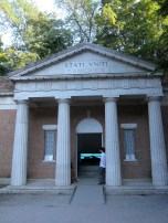 The American exhibit hall in Venice...look familiar?