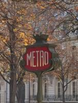Love those metros signs....