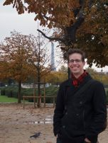 Eric in Paris