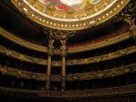 Seating at the Opera Garnier