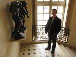 Eric at Musee Rodin
