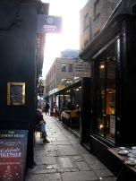 Camden Passage near Upper Street