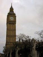 Did you know Big Ben is actually just the name of the big bell inside the Tower?