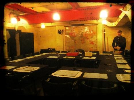 War Meeting Room