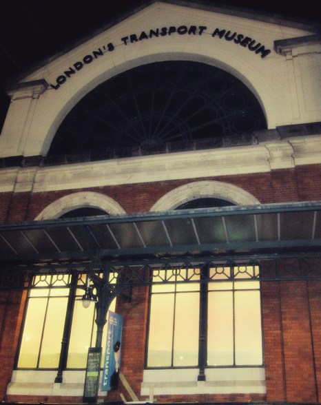 London's Transport Museum