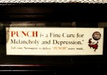 """Vintage ad for """"Punch"""", otherwise known as snake oil."""