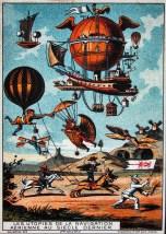 Utopias of Aerial Navigation of the last century. I wish!