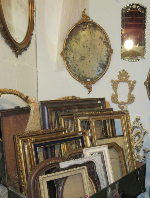 Mirror & Frames