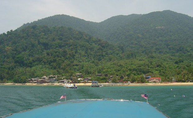 Two Tales of Tioman and The Beginning