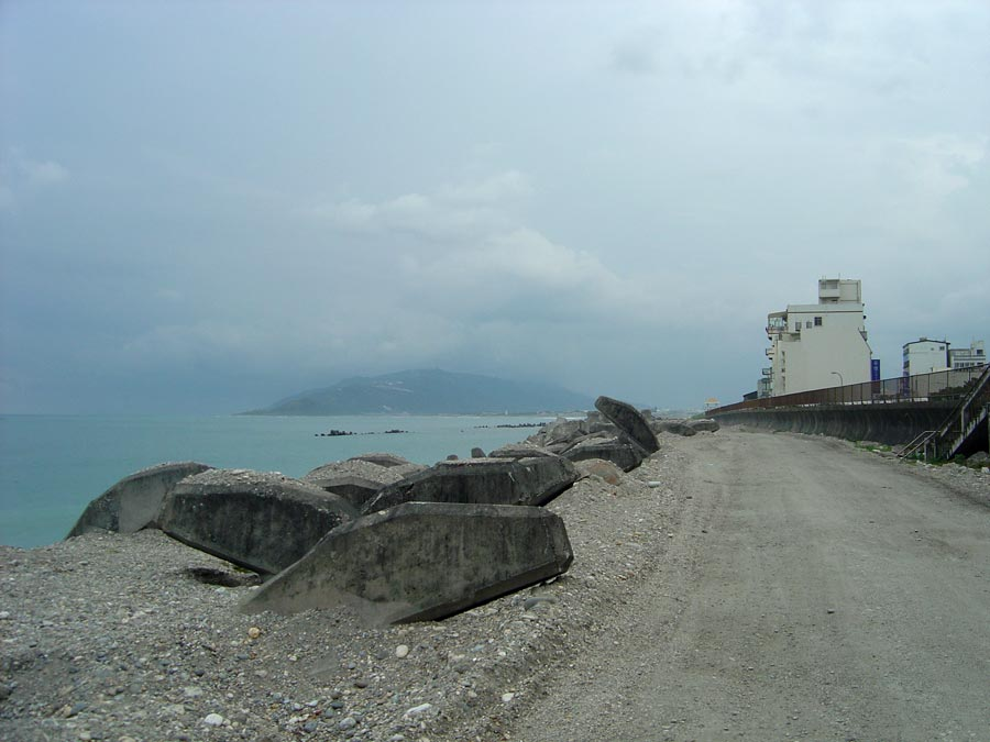 Hualien Black Beach