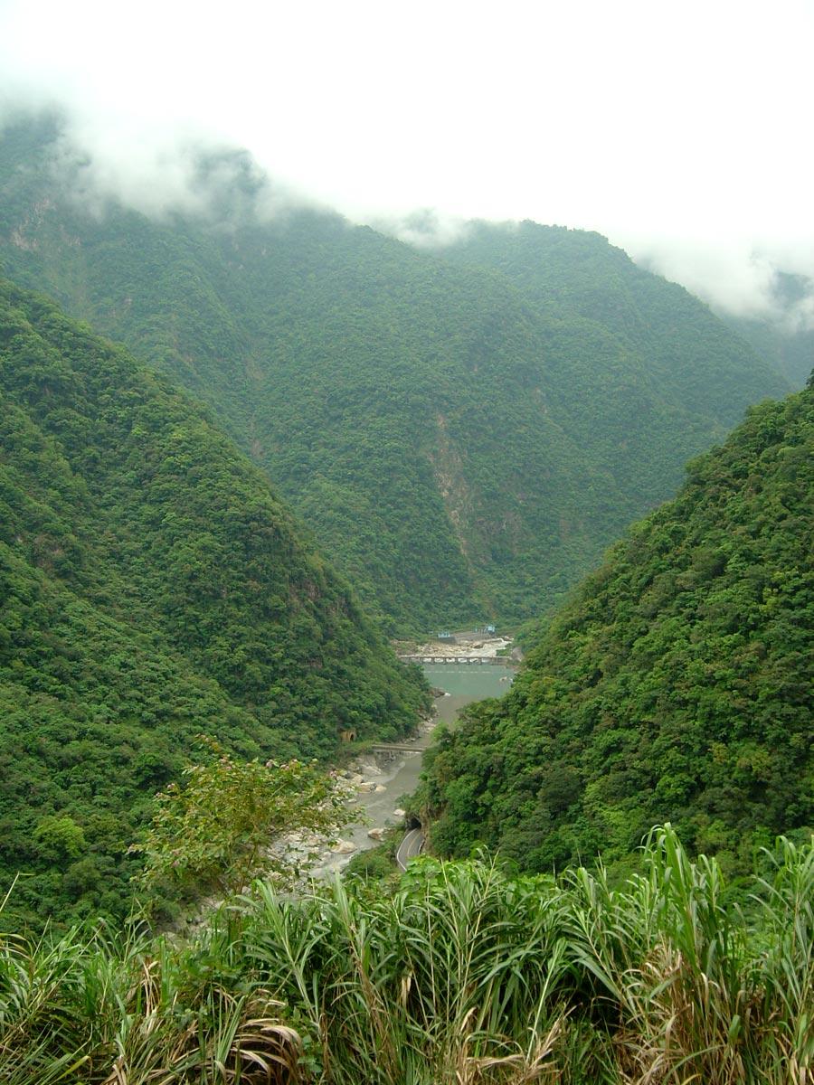 Hualien Taroko Buluowan Valley