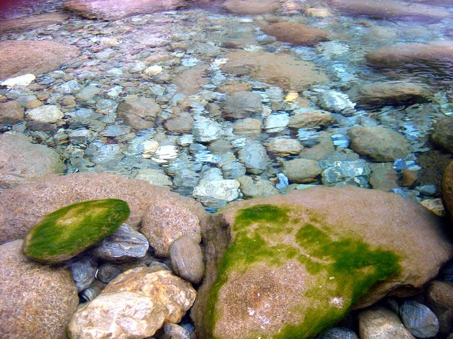 Hualien Taroko Shakadang Water