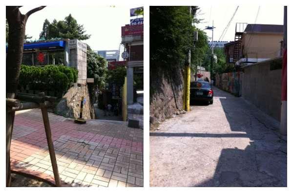 Seoul - Hongdae Mural Street