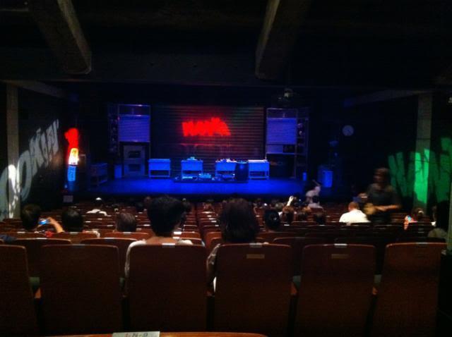 Seoul - Nanta Show in Myeongdong Theatre