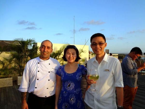 Sheraton Bali Kuta - Chef Rossano