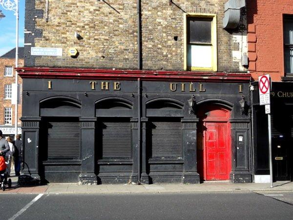 The Mysterious Dublin Shop