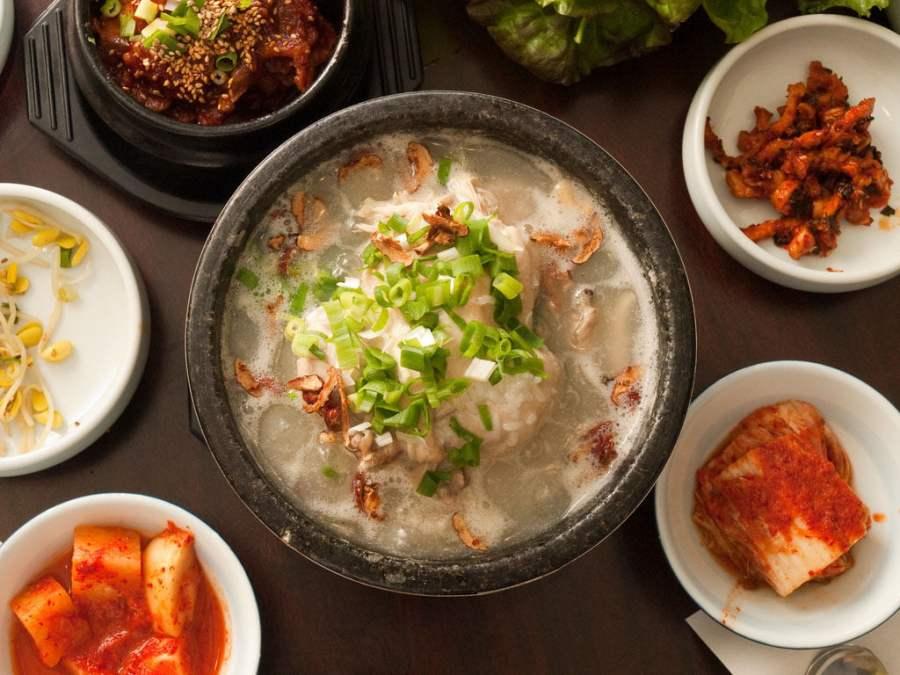 Seoul Food Samgyetang AlanC