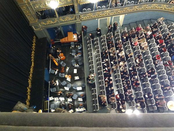 Don Giovanni Prague Estates Theatre