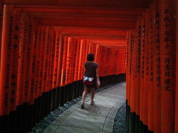 Fushimi Inari Torii, Kyoto