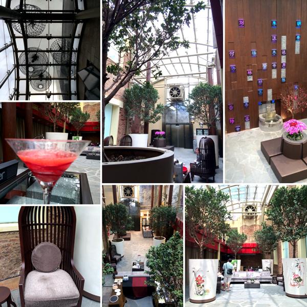 Amoy Hotel Lobby