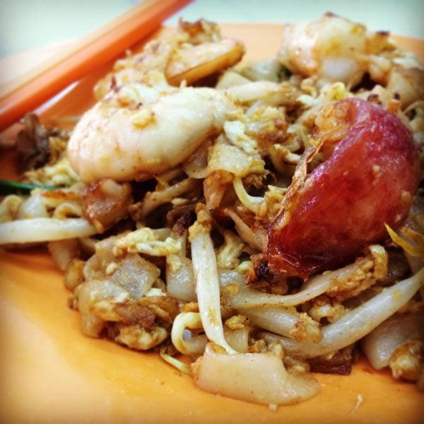 Penang Food - Char Koay Teow