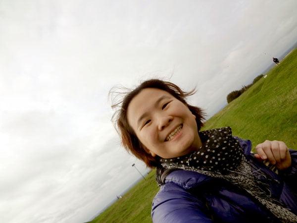 Dublin Boyne Valley Selfie