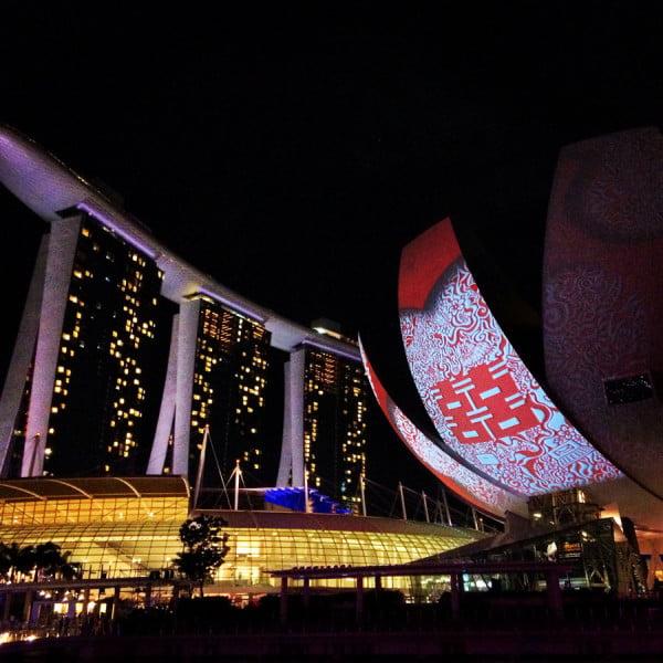 iLight Marina Bay - Celebration of Life