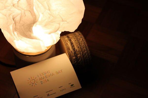 iLight Marina Bay - Lamp Gift