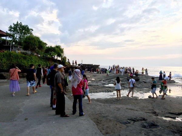 Bali Tanah Lot Beach