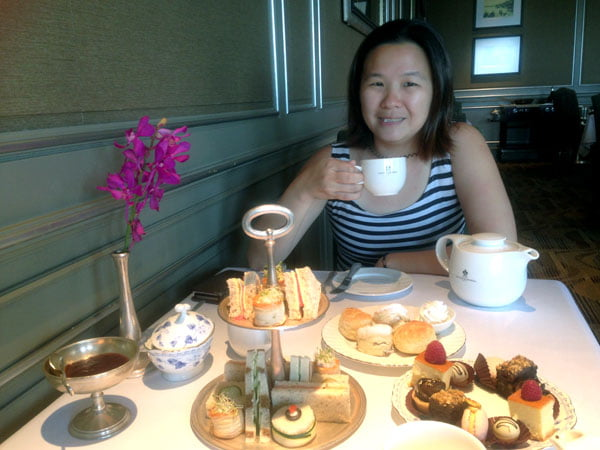 Penang Food - High Tea at Eastern and Oriental