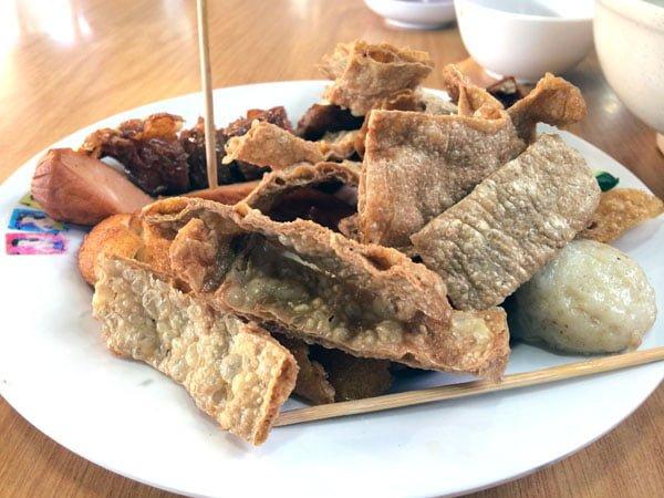 Penang Food - Lor Bak