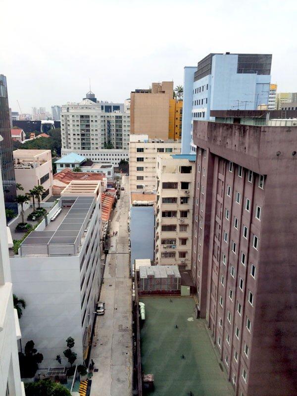 Rendezvous Hotel SG - Window View