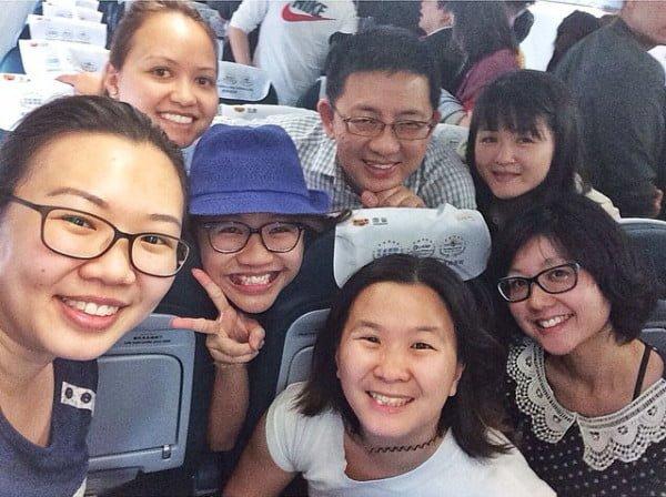 Shanghai Spring - Bloggers