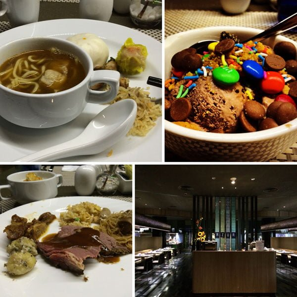 Crowne Plaza Changi Airport - Azur Food