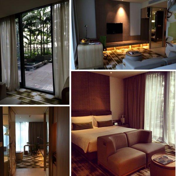 Crowne Plaza Changi Airport - Hotel Room
