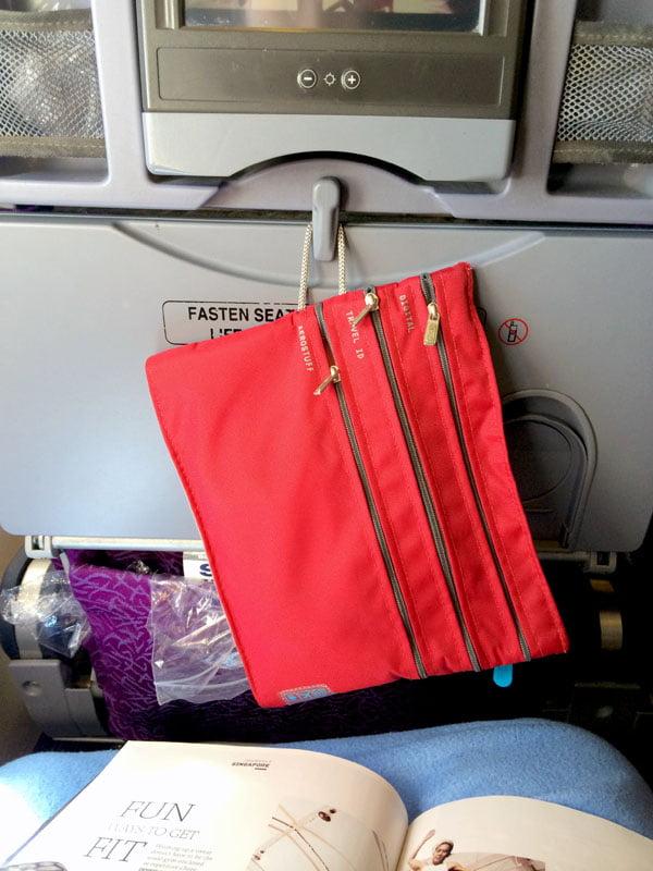 Flight001 - Seat Pak
