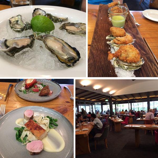 Perth Margaret River Leeuwin Estate Food